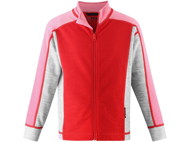 Reima Polmak Sweat-Shirt Enfant, tomato red